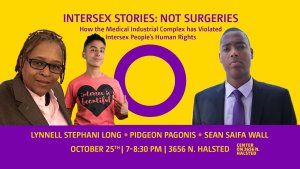 Intersex Stories: Not Surgeries