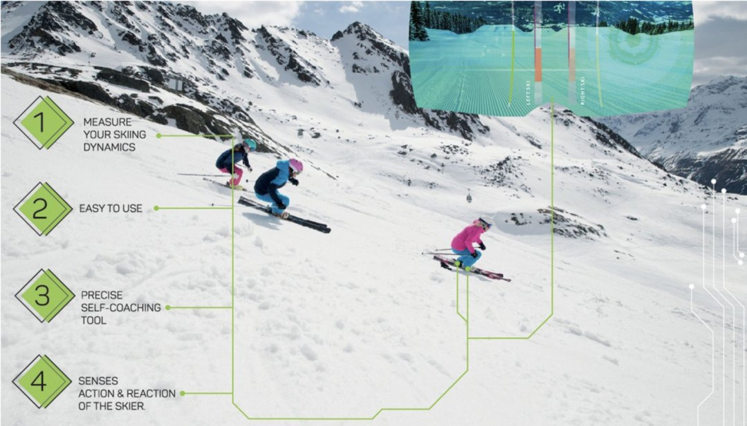 Elan Sensor Ski Advert