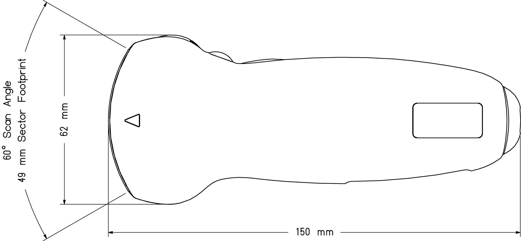 Point-of-Care USB Ultrasound Probe for General Purpose