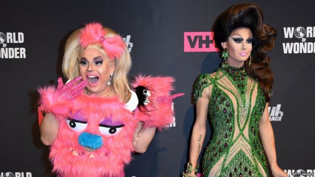 Jaymes Mansfield and Trinity Taylor are taking part in season nine