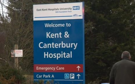 93058781 mediaitem93058780 - Canterbury hospital junior doctors moved over lack of training