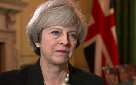 95175876 theresa may - PM says Brexit-plan to 'strengthen Union' ahead of Sturgeon meeting