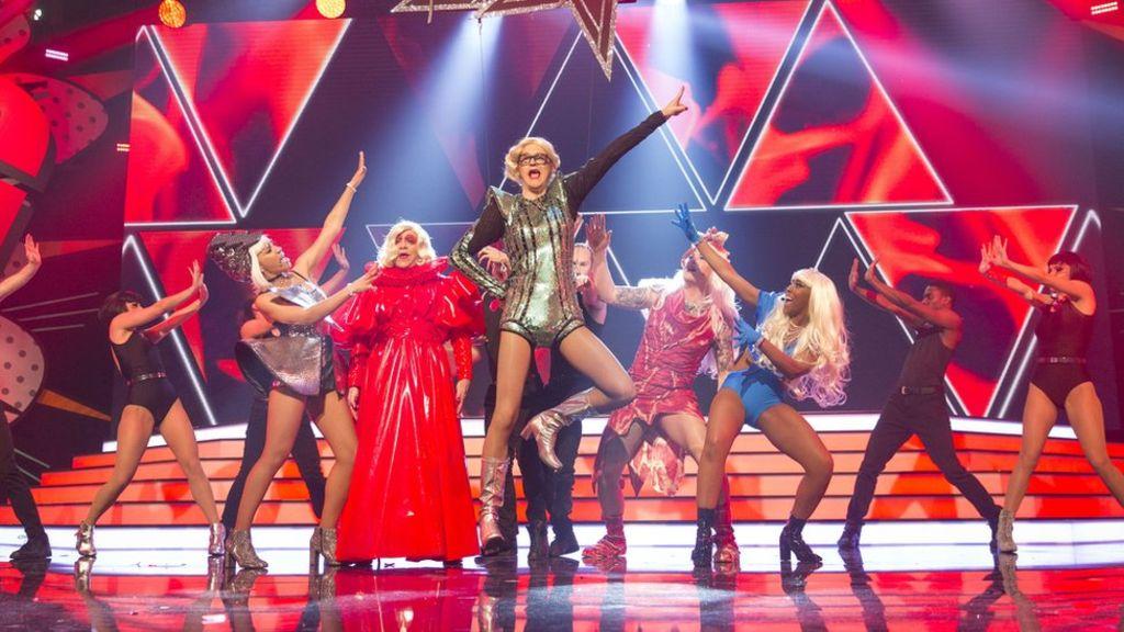 95241561 comic relief bbc - BBC explains cutting Lady Gaga LGBT lyric