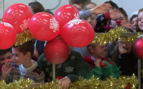 95303149 p04xxp9x - Red Nose Day 2017 in Suffolk: From a giant Mexican wave to McFly