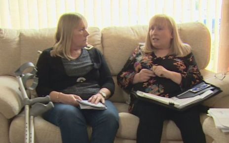 95342589 meshelaineandolive0303 frame 28368 - Mesh implant campaigners 'betrayed' by report publication