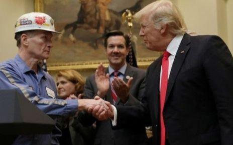 95350465 mediaitem95350463 - Trump signs order undoing Obama climate change policies