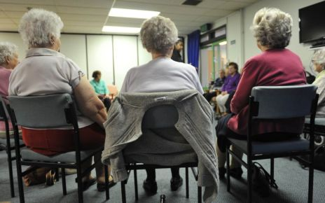 95373134 mediaitem95373133 - Pensioners' life expectancy falls back