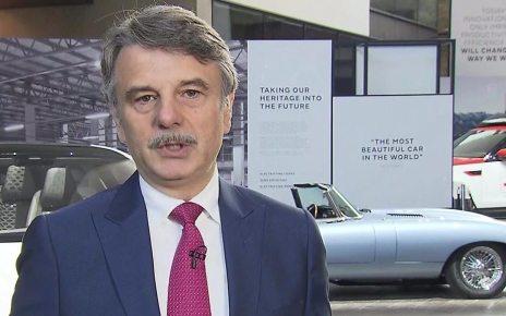 p05fchrh - BMW joins Jaguar in boosting electric car models