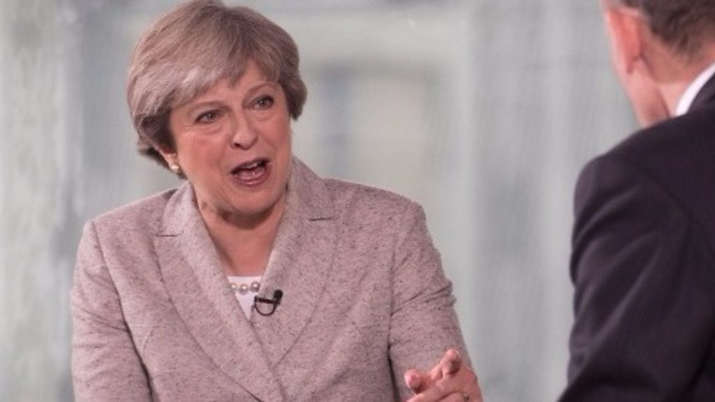 p05hr5b3 - Theresa May pledges help for young on student fees and housing