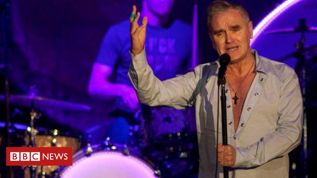 100924858 morrissey - Morrissey postpones his July UK tour
