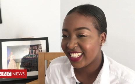 101986694 p069v9h6 - Sarah Ikumu on a buzzing singing career