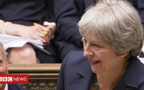 102006211 p069z1d1 - PMQs: Theresa May on Labour music festival headline act