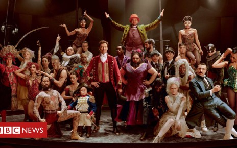 102045688 showman1 fox - Greatest Showman is longest-reigning number one soundtrack in 50 years