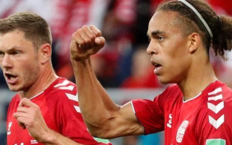 102077498 denmark goal reuters - World Cup 2018: Denmark secure a hard-fought 1-0 win over Peru