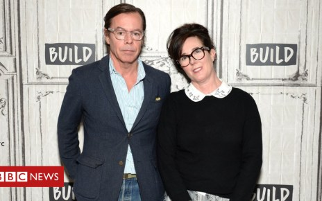 102155554 gettyimages 674491964 - Kate Spade's father dies night before designer's funeral