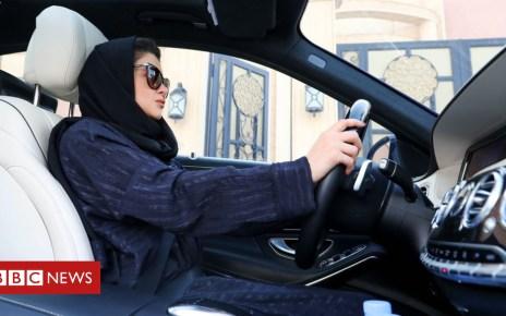 102158356 mediaitem102158355 - Saudi Arabia's ban on women driving ban to end