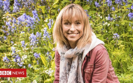 102204611 strachan bbc - Michaela Strachan 'wouldn't be upset' by pay gap