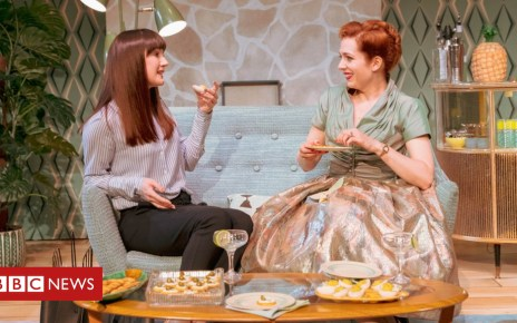 102214365 home - IT Crowd star Katherine Parkinson on a woman's 'responsibility' to be a working mum