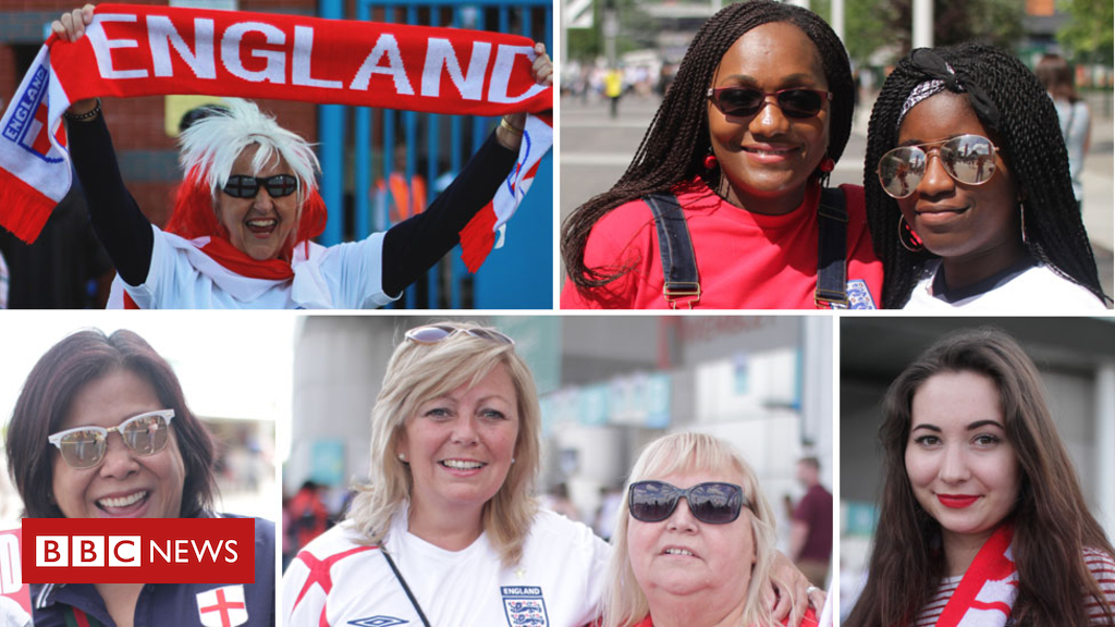 102244924 female football fans comp - World Cup 2018: The faces female fans want you to see