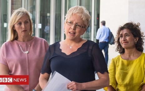 102261090 mediaitem102261089 - Carrie Gracie on BBC apology for unequal pay: 'Today I am equal'