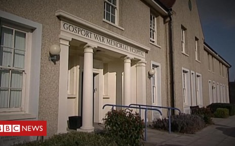 102264890 mediaitem102264889 - Gosport hospital deaths: Whistleblowers promised support