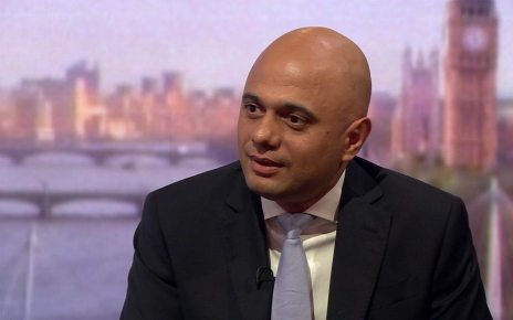 p068zkv5 - Sajid Javid pledges 'fresh look' at migration rules