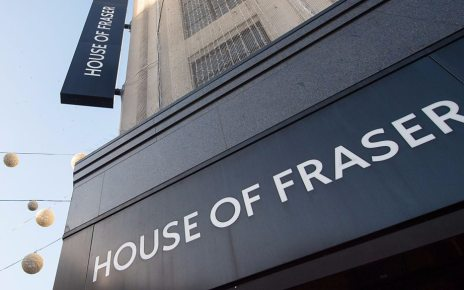p069fvfl - House of Fraser rescue plan faces vote