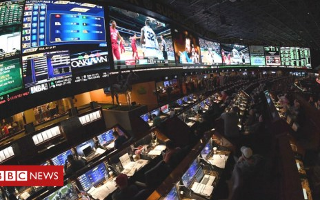 101543226 nevada - Ladbrokes owner GVC in talks with MGM Resorts