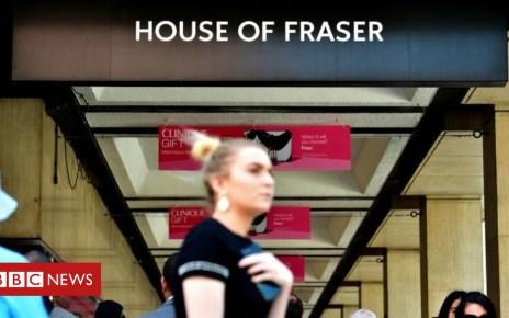 101865676 7sog4iim - House of Fraser rescue deal falls through