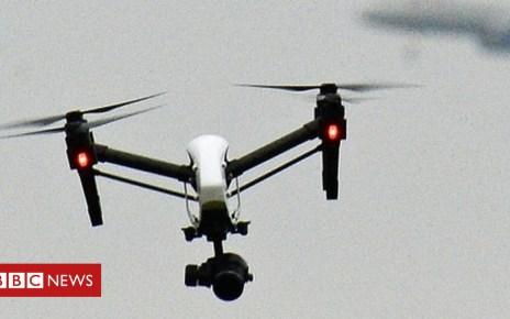 102307813 drone2 - Drone in London Luton Airport jet near miss