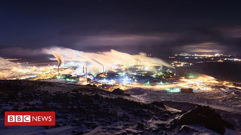 102382814 newnorilsk - Sentinel satellite exposes sulphur dioxide pollution
