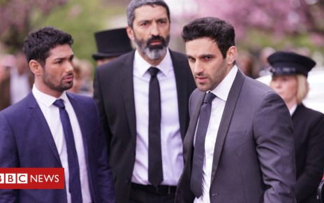 102388514 15916655 low res eastenders july september 2018 - EastEnders' Davood Ghadami hopes knife story will 'make people think twice'