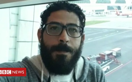 102416400 syrianrefugee nologo - This Syrian man has been stuck in an airport for months