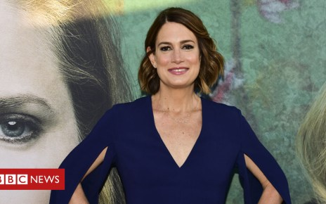 102422532 gillianflynn getty - Sharp Objects writer Gillian Flynn on why she wants to show recognisable women