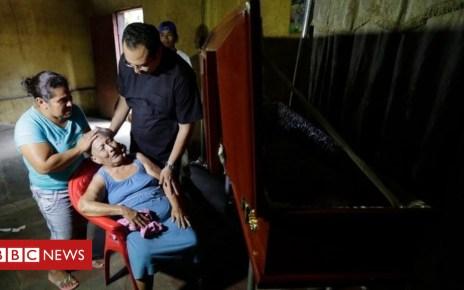 102461288 mediaitem102461282 - Dozens died in Nicaragua protests, NGO says