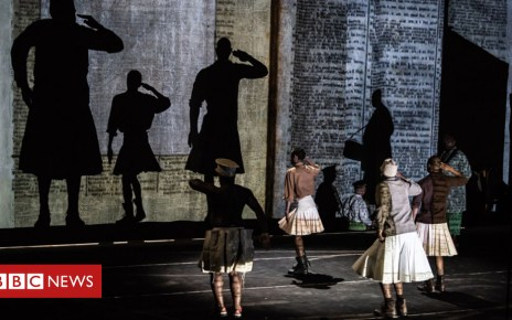 102478381 pic6 - Africa's WWI effort recognised in new Tate Modern exhibit