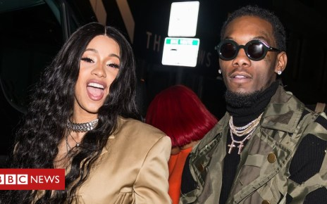 102480241 gettyimages 917171662 - Cardi B and Offset announce the birth of their daughter