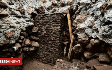 102497004 794487aa de67 4814 84ae 91889457c513 - Mexico earthquake leads to discovery of ancient temple