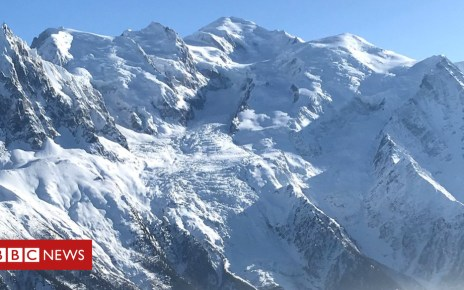 102526029 gettyimages 924867514 - France restricts access to Mont Blanc amid safety fears