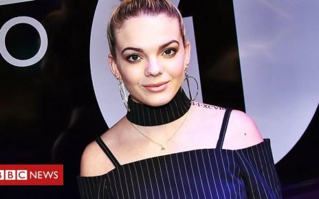 102526486 louisa976 - X Factor winner Louisa Johnson splits from Simon Cowell's label