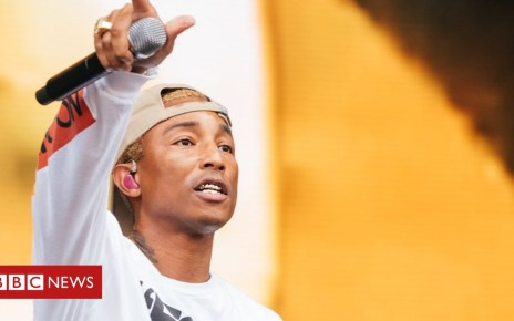 102531976 nerdpharrell - Lovebox review - Pharrell and Childish Gambino preach resistance