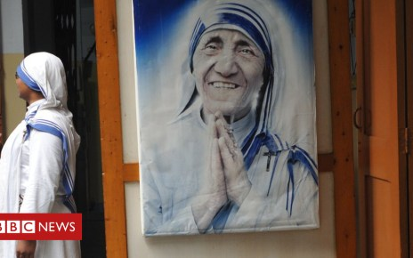 102558408 gettyimages 842901186 - Mother Teresa India homes in 'baby trade' investigation