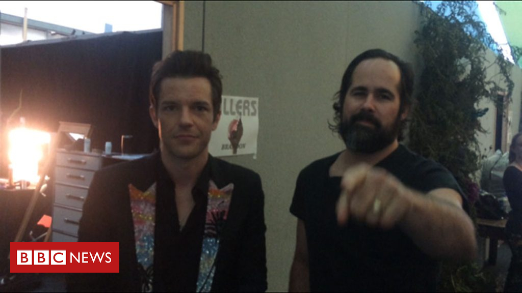 102559476 p06dz00p - The Killers, Alt-J, Wolf Alice and co select their song of the summer