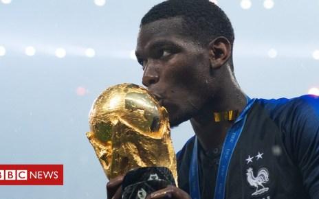 102610987 pogba afp - Trevor Noah defends 'Africa won the World Cup' joke