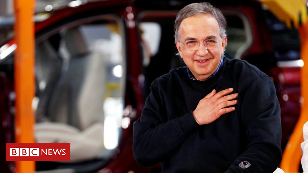 102639374 hi048273059 - Fiat Chrysler replaces CEO Sergio Marchionne for health reasons