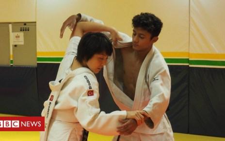 102652942 p1010026 - Yuko Fujii, the judo coach overthrowing gender stereotypes