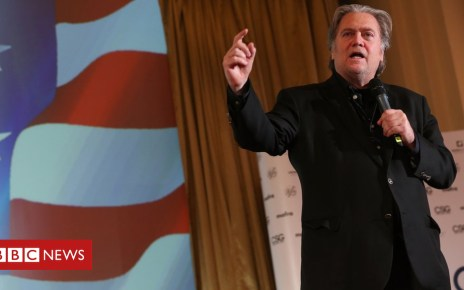 102655510 gettyimages 961377262 - Steve Bannon plans Europe-wide populist right campaign