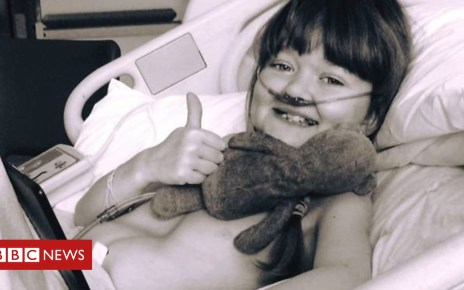102675278 p06flplv - Mother calls for families to speak about organ donation