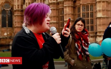 102681210 p06flttq - Coventry woman to speak at World Down Syndrome Congress
