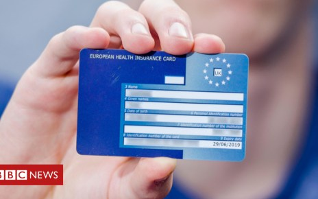 102719497 ehic - Will EU healthcare for tourists survive Brexit?